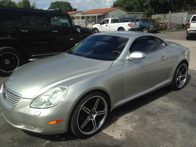 lexus sc 430 for sale in ocala fl. Black Bedroom Furniture Sets. Home Design Ideas