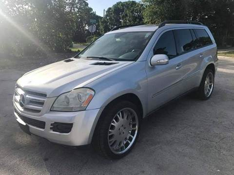 2007 Mercedes-Benz GL-Class for sale in Opa  Locka, FL