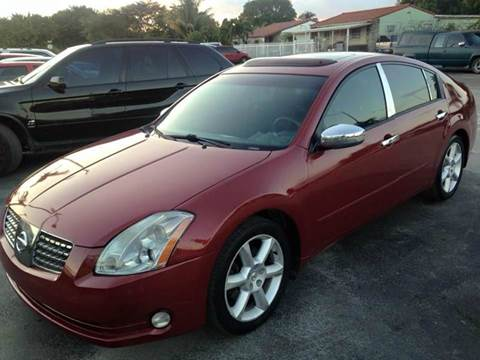 2006 nissan maxima for sale. Black Bedroom Furniture Sets. Home Design Ideas