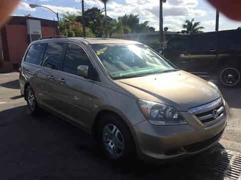 2006 Honda Odyssey for sale in Opa  Locka, FL