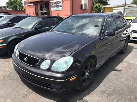 1999 Lexus GS 300 for sale in Opa  Locka, FL