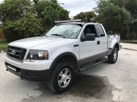 2004 Ford F 150 For Sale In Florida Carsforsale Com