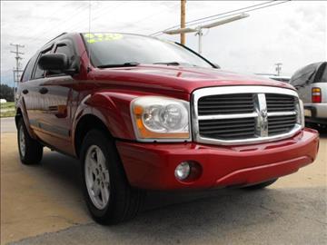 2006 Dodge Durango for sale in Bartlesville, OK