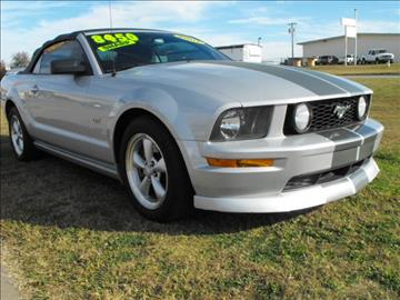 2007 Ford Mustang for sale in Bartlesville, OK