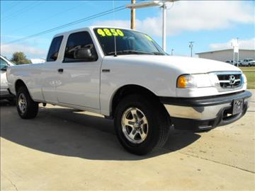 2004 Mazda B-Series Truck for sale in Bartlesville, OK