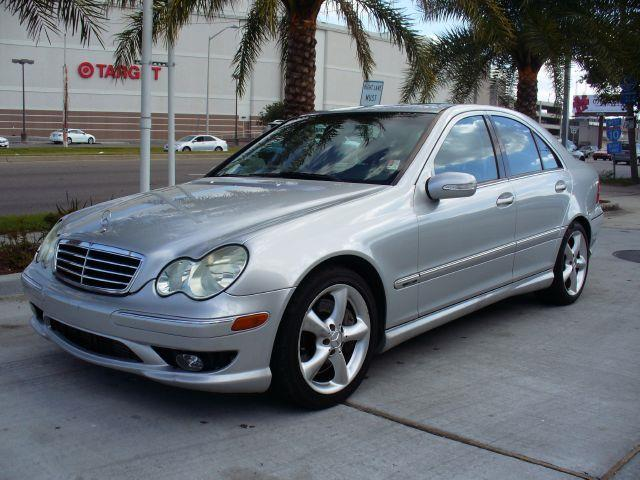 2005 mercedes benz c class c230 k sport sedan metairie la for Mercedes benz metairie la