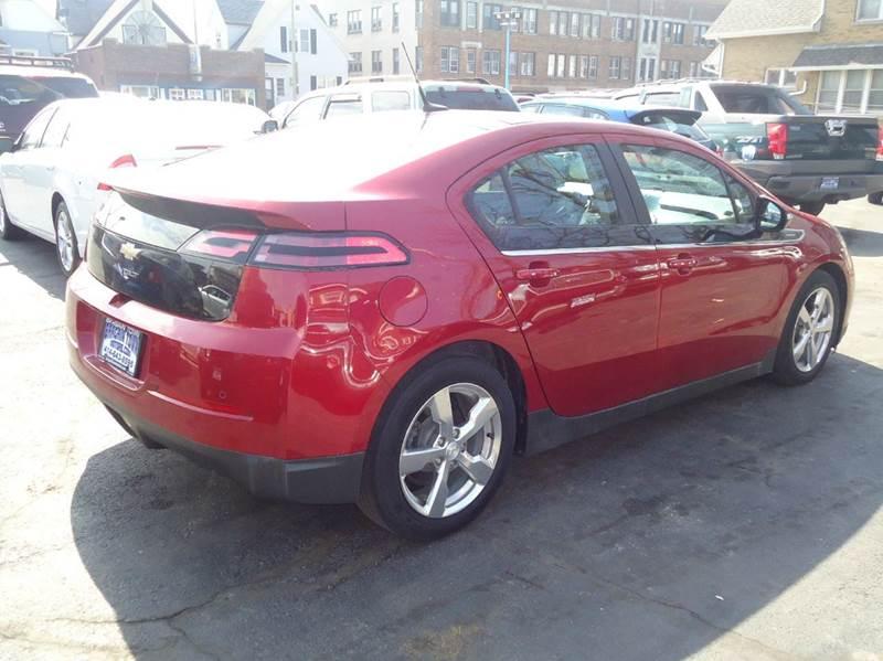 2012 Chevrolet Volt Premium 4dr Hatchback - Milwaukee WI