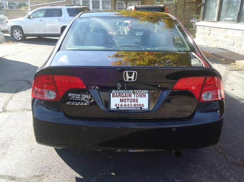 2007 Honda Civic EX 4dr Sedan (1.8L I4 5A) - Milwaukee WI