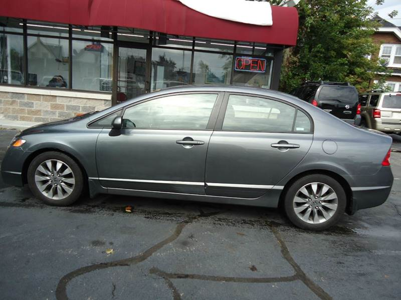 2009 Honda Civic EX-L 4dr Sedan 5A - Milwaukee WI