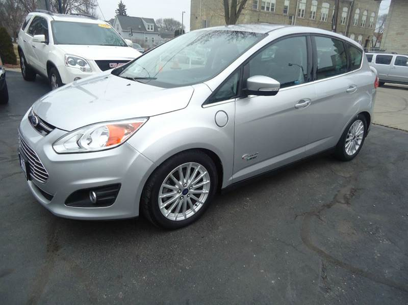 2013 Ford C-MAX Energi SEL 4dr Wagon - Milwaukee WI