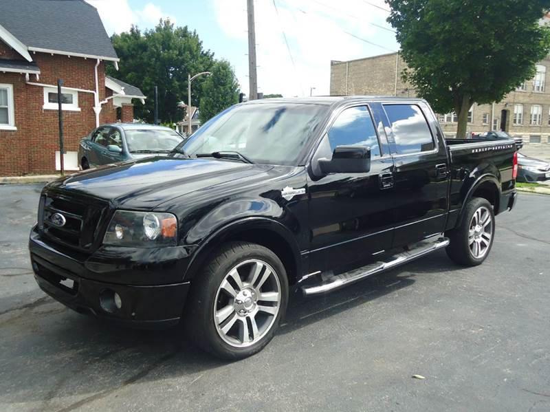 2007 Ford F-150 Harley Davidson 4dr SuperCrew 4WD 5.5 ft. SB - Milwaukee WI