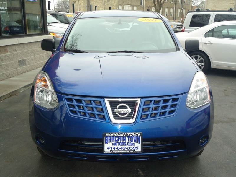 2011 Nissan Rogue S AWD 4dr Crossover - Milwaukee WI