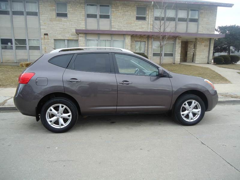 2009 Nissan Rogue SL AWD Crossover 4dr - Milwaukee WI