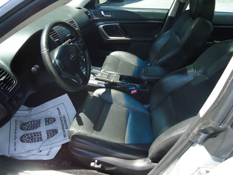2006 Subaru Legacy 2.5 GT Limited AWD 4dr Sedan w/Black Int. (2.5L H4 5A) - Milwaukee WI