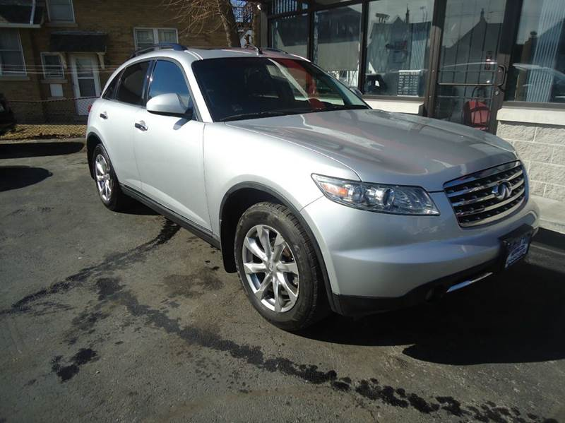 2007 infiniti fx35 base awd 4dr suv in milwaukee wi. Black Bedroom Furniture Sets. Home Design Ideas