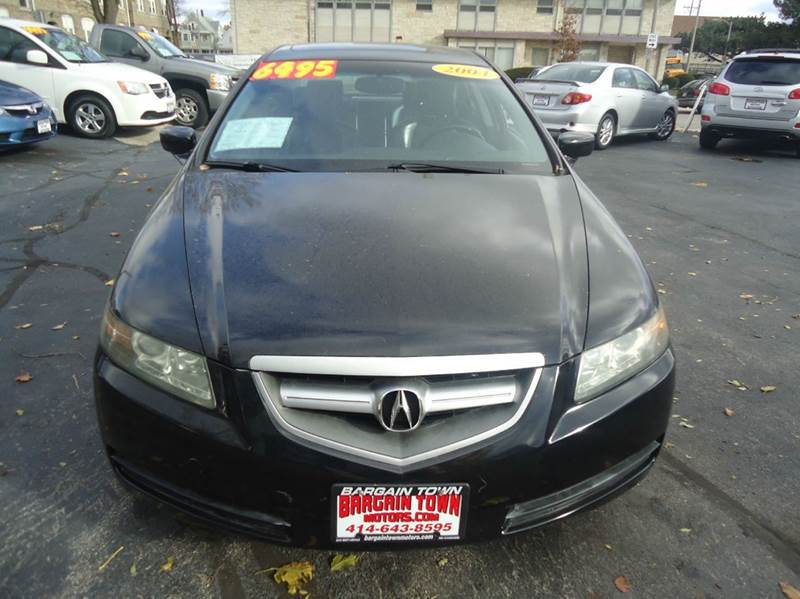 2004 Acura TL 3.2 4dr Sedan - Milwaukee WI