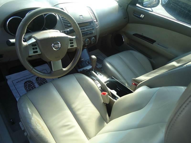 2006 Nissan Altima 3.5 SL 4dr Sedan - Milwaukee WI