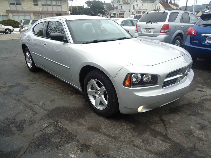 2009 dodge charger sxt 4dr sedan in milwaukee wi bargain. Black Bedroom Furniture Sets. Home Design Ideas