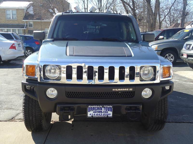 2007 HUMMER H3 Base 4dr SUV 4WD - Milwaukee WI
