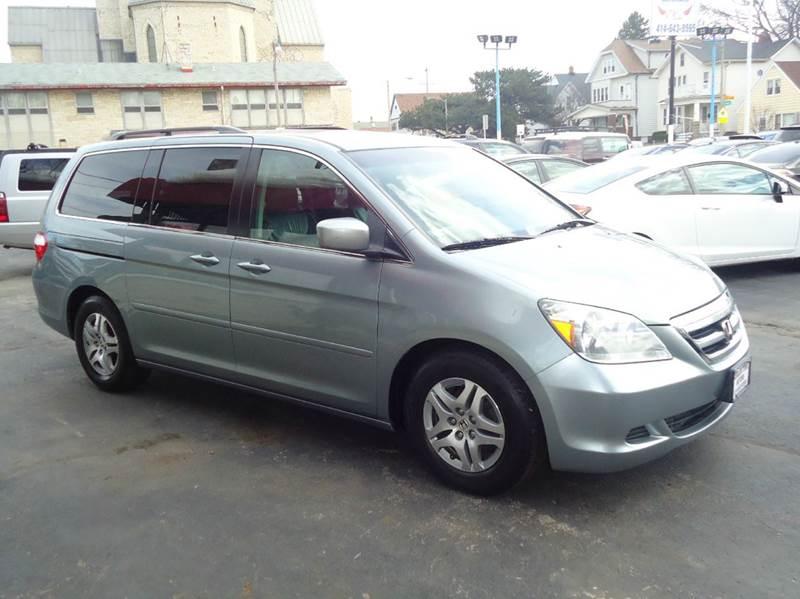 2005 Honda Odyssey 4dr EX-L Mini-Van w/Leather - Milwaukee WI