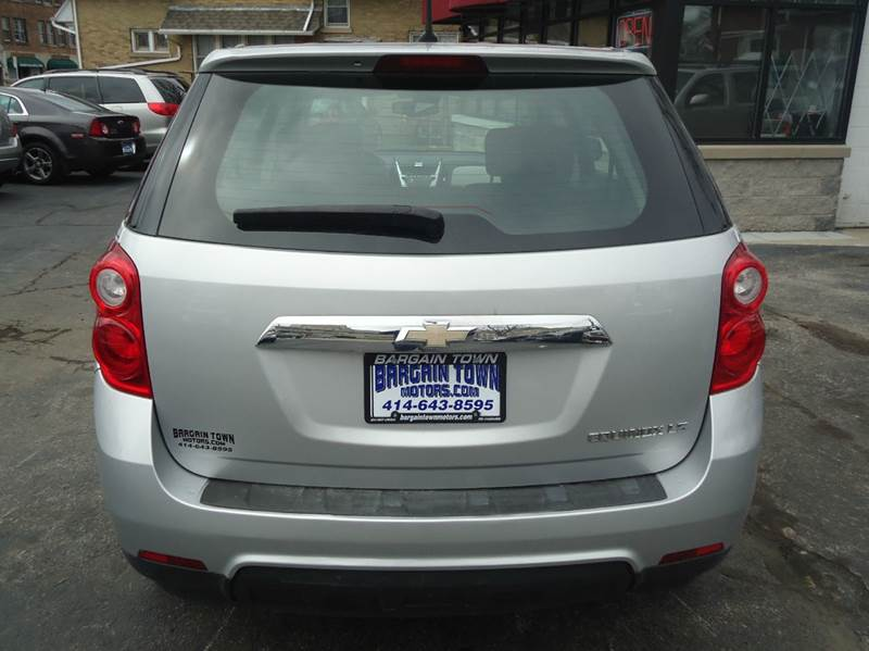 2010 Chevrolet Equinox LS 4dr SUV - Milwaukee WI