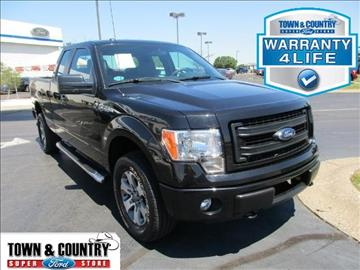 2013 Ford F-150 for sale in Evansville, IN
