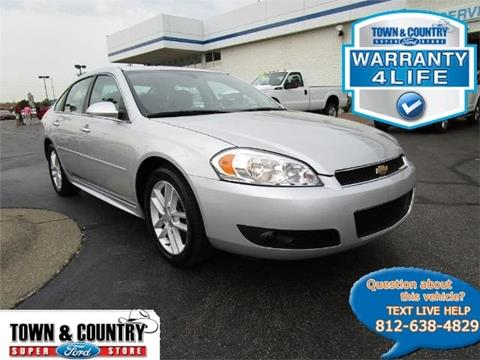 2016 Chevrolet Impala Limited for sale in Evansville IN