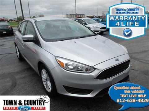 2017 Ford Focus for sale in Evansville IN