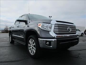 Toyota tundra for sale evansville in for Integrity motors group evansville in