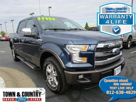 2015 Ford F-150 for sale in Evansville IN