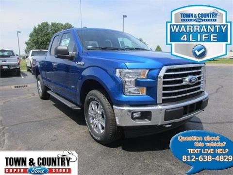 2017 Ford F-150 for sale in Evansville, IN