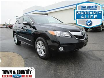 2013 Acura RDX for sale in Evansville, IN