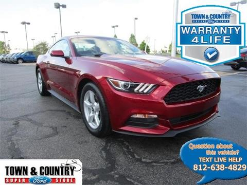 2017 Ford Mustang for sale in Evansville, IN