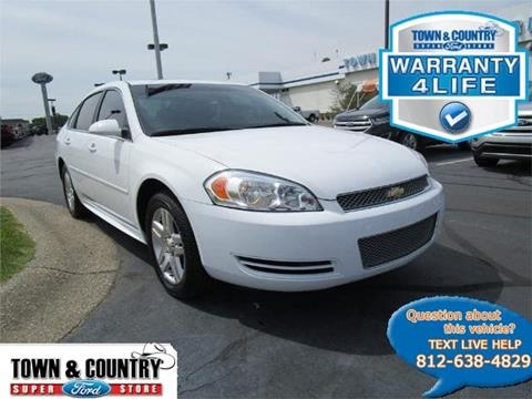 2014 Chevrolet Impala Limited for sale in Evansville IN