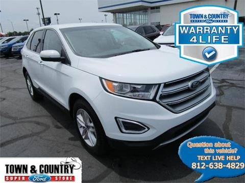 Ford Edge For Sale In Evansville In