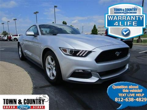 2017 Ford Mustang for sale in Evansville IN