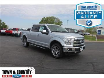 2016 Ford F-150 for sale in Evansville, IN