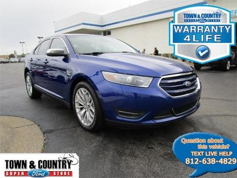 2014 Ford Taurus for sale in Evansville IN