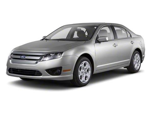 2012 Ford Fusion for sale in Evansville IN