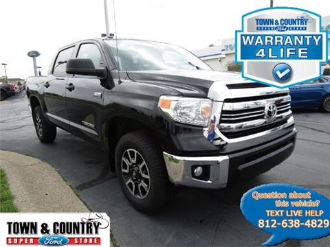 2016 Toyota Tundra for sale in Evansville IN