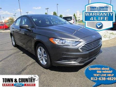 2018 Ford Fusion for sale in Evansville, IN