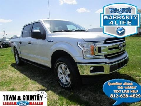 2018 Ford F-150 for sale in Evansville, IN