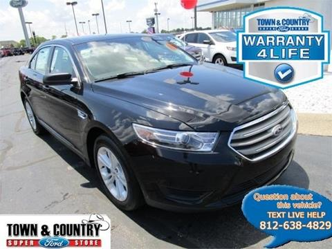 2018 Ford Taurus for sale in Evansville, IN
