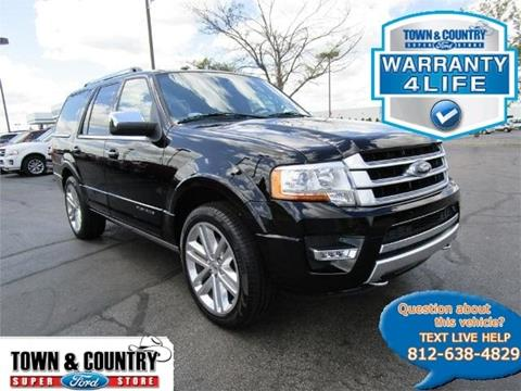 2017 Ford Expedition for sale in Evansville IN