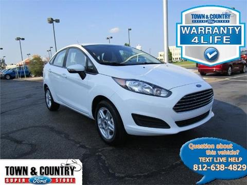 2017 Ford Fiesta for sale in Evansville IN