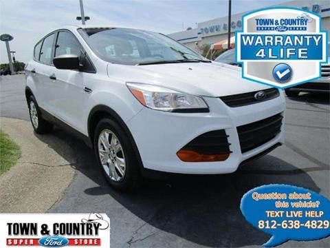 2016 Ford Escape for sale in Evansville IN