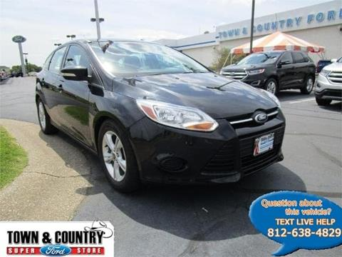 2014 Ford Focus for sale in Evansville IN