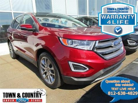 2015 Ford Edge for sale in Evansville IN
