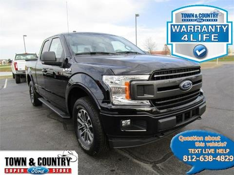 2018 Ford F-150 for sale in Evansville IN