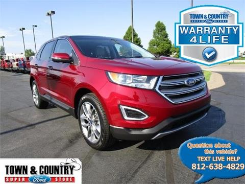 2017 Ford Edge for sale in Evansville IN